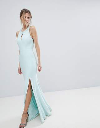 Coast Avril Strappy Back Maxi Prom Dress