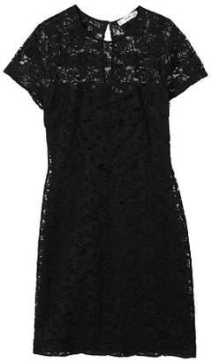 MANGO Guipure cotton dress