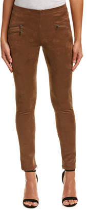 BCBGMAXAZRIA Zippered Legging