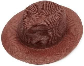 Albertus Swanepoel Gauze Panama Hat