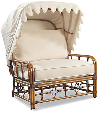 Lane Venture CELERIE KEMBLE FOR Mimi Cuddle Chair & Canopy - Canvas Sunbrella