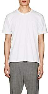 Acne Studios Men's Nash Face Cotton T-Shirt - White