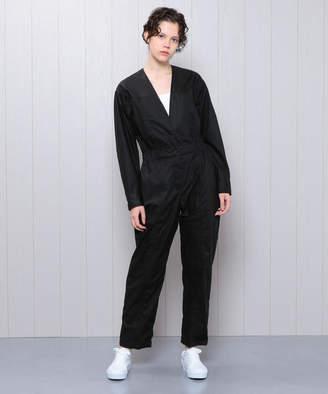 H Beauty&Youth (エイチ ビューティ アンド ユース) - [H]TYPEWRITER CLOTH ALL IN ONE/オールインワン