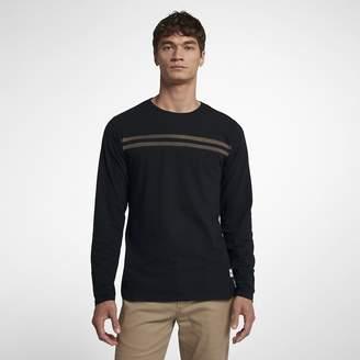 Hurley Faded Jersey Men's Long Sleeve Shirt