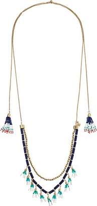 Rebecca Minkoff Women's Luna Beaded Lariat Necklace