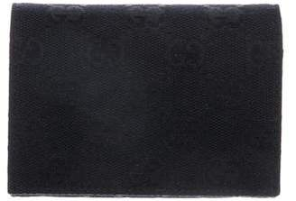 Gucci GG Canvas Business Card Holder