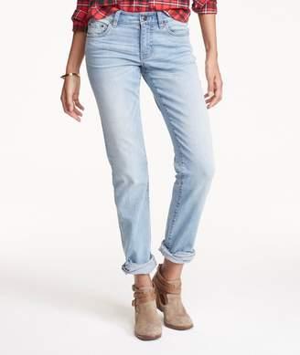 L.L. Bean L.L.Bean Signature Straight-Leg Jeans