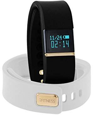 iTouch Quartz Plastic and Rubber Fitness Watch