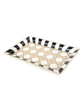 MacKenzie-Childs Lattice Tray