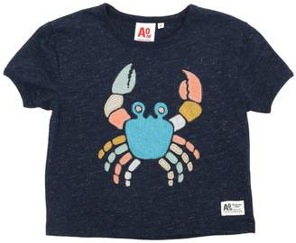 Crab Patch Cotton Jersey T-Shirt