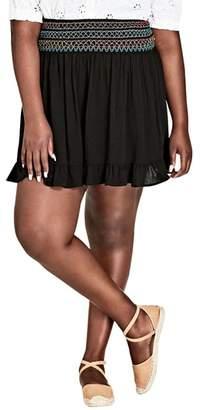 City Chic Makana Skirt