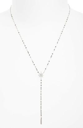 Women's Lana Jewelry Flawless Diamond Star Y-Necklace $695 thestylecure.com