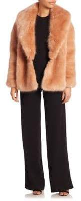 Opening Ceremony Faux Fur Jacket