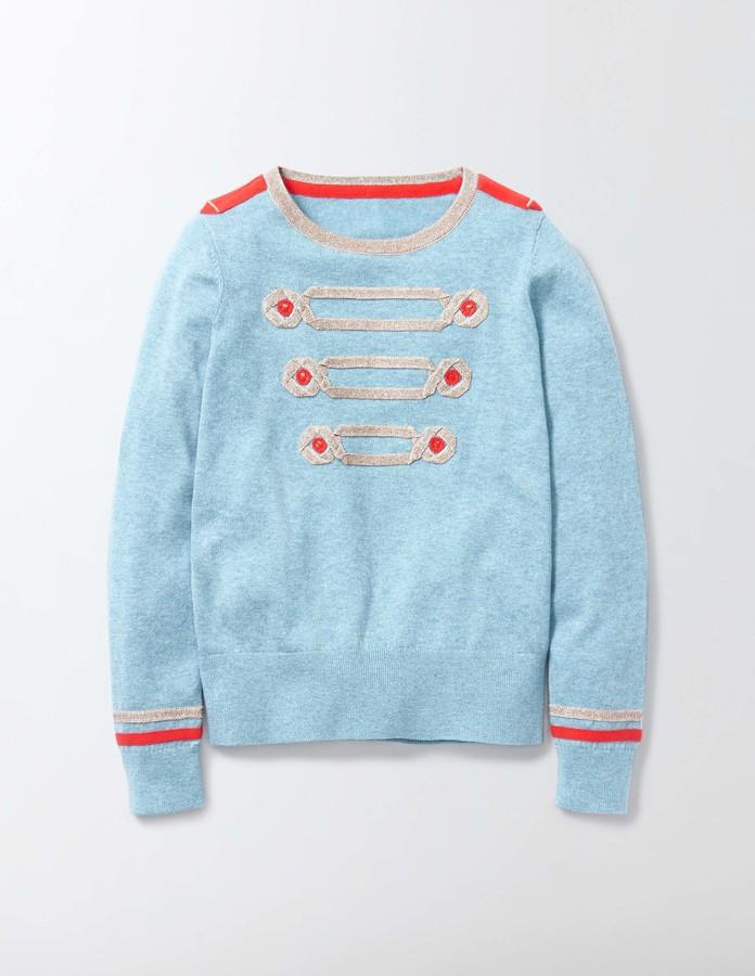 BodenRose Sweater