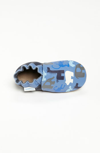 Robeez 'Welcome to the Jungle' Slip-On (Baby & Walker)