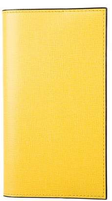 Valextra Small Leather Notepad Cover
