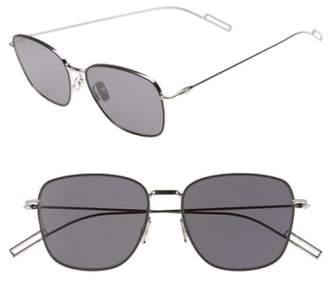 Christian Dior 'Composit 1.1S' 54mm Metal Sunglasses
