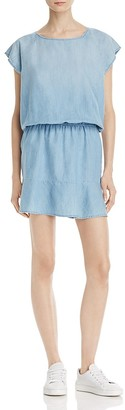Soft Joie Quora Chambray Dress $178 thestylecure.com
