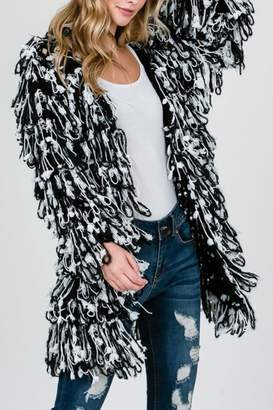Sweet Generis Furry Cardigan