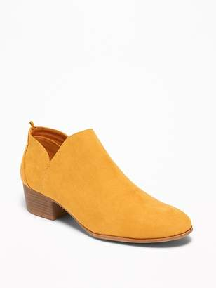 539e4a6c39a Mustard Low Heel - ShopStyle