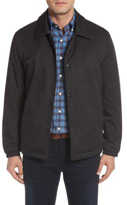 Cole Haan Faux Shearling Lined Jacket
