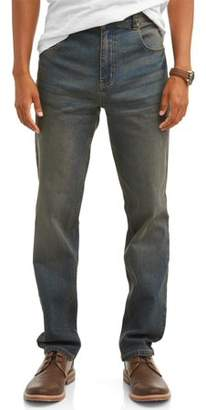 Hollywood Men's 5 Pocket Straight Fit Jeans