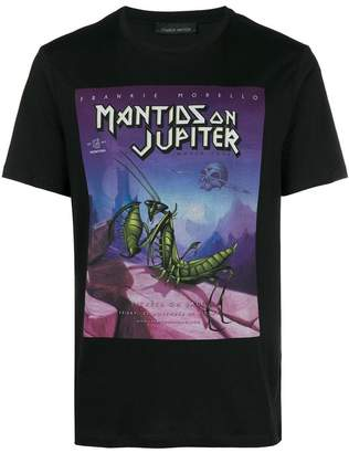 Frankie Morello Mantids on Jupiter T-shirt