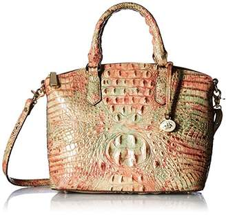 Brahmin Duxbury Satchel Convertible Top-Handle Bag