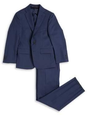 Michael Kors Two-Button Wool Suit Set