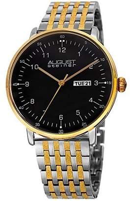 August Steiner Quartz Dial Men's Watch AS8215TTG