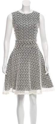 Rodarte Silk Knee-Length Dress