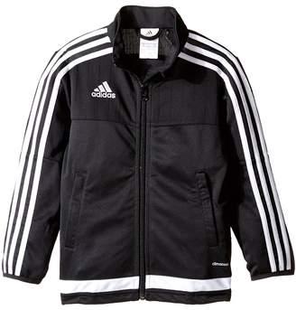 adidas Kids Tiro 15 Training Jacket Boy's Coat