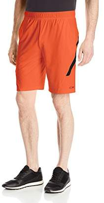 Calvin Klein Men's Stretch Jersey Trainer Shorts with Drawstring Waistband