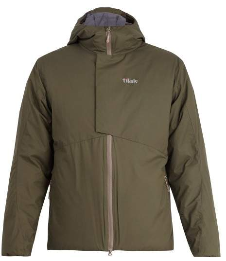 TILAK Svalbard hooded jacket