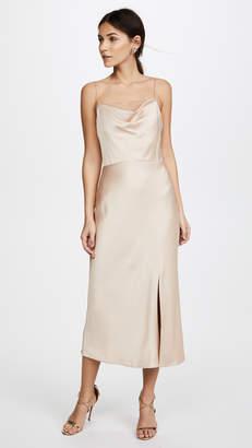 Jason Wu Satin Cocktail Dress