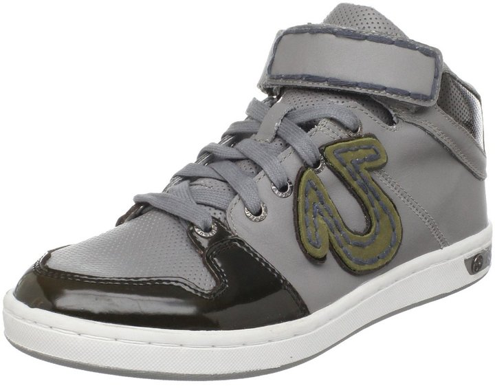True Religion Men's Carson Mid Sneaker