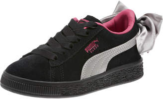 Suede Bow AC Sneakers PS
