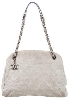 Chanel Iridescent Just Mademoiselle Bag