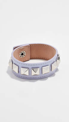 Marc Jacobs Studded Leather Bracelet
