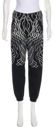 Marcelo Burlon County of Milan Printed Skinny Pants w/ Tags