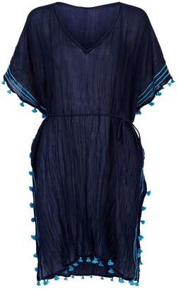 Seafolly Mini Tassel Gauze Kaftan