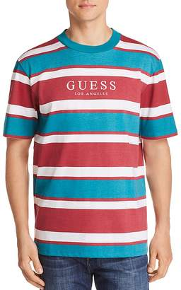 GUESS Peer Striped Tee