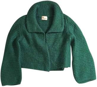 Stella Forest Green Wool Knitwear for Women
