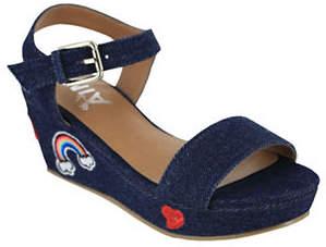 Mia Miriam Wedge Sandals