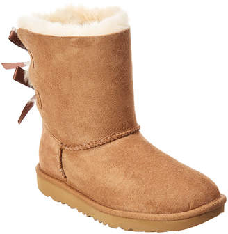 UGG Bailey Bow Ii Water-Resistant Suede Boot