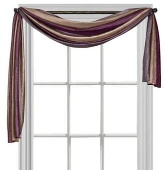"Achim Ombre Window Curtain Scarf (50""x144"")"