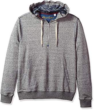 Robert Graham Men's De Kalb Long Sleeve Knit Hoodie