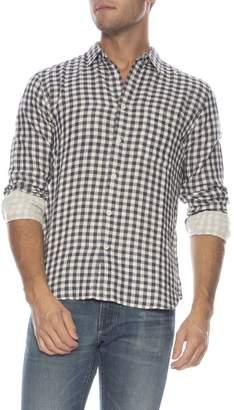 Kato Double Gauze Gingham Shirt