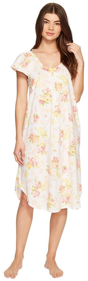 Carole HochmanCarole Hochman - Floral Ballet Gown Women's Pajama