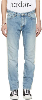 Ambush Blue Nobo Stripe Jeans